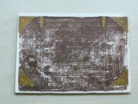 Chaloupka - Historický význam Kralické tiskárny (1982)