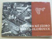 Gardavský - Historické jádro města Olomouce a jeho problematika (1969)