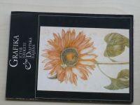 Grafika čtyř století - Delftská fajáns (ze sbírek Středočeské galerie 1981-82) katalog výstavy