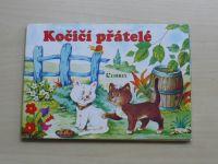 Lenartová - Kočičí přátelé (2002) leporelo