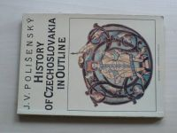 Polišenský - History of Czechoslovakia in Outline (1991) anglicky