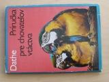 Dathe - Príručka pre chovatelov vtáctva (1978) Papagáje, holuby