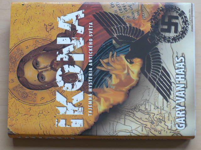 Gary van Haas - Ikona - Tajemná mysteria antického světa