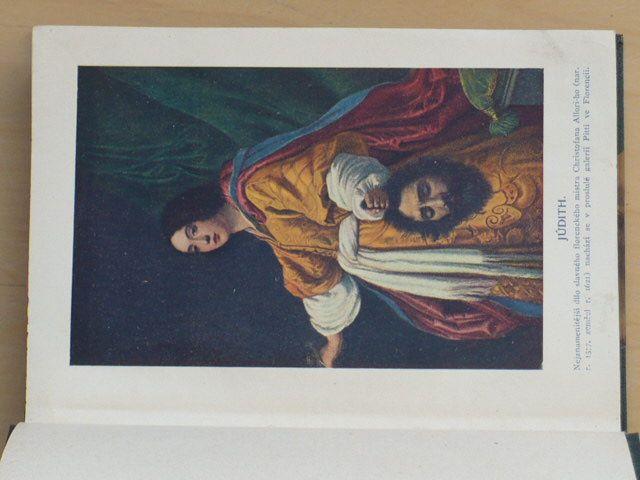 Hofmeister - Júdith - obraz biblický (Vilímek 1923)
