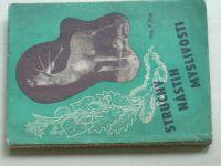 Fric - Stručný nástin myslivosti (1950)