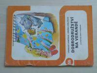 Ilustrované sešity 55 - Langpaul - Dobrodružství na verandě (1979)