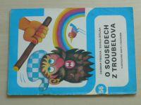 Ilustrované sešity 56 - Findová - O sousedech z Troubelova (1979)