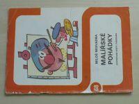 Ilustrované sešity 68 - Nesvadba - Malířské pohádky (1981)