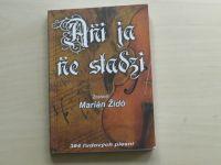 Marián Židó - Ani ja ně stadzi - 384 ludových piesní - Spevník