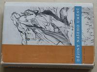 Pavel - Dějiny našeho umění (1947)
