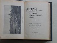 Schiebl - Plzeň - Illustrovaný průvodce po městě a okolí (1901)