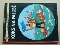 Hergé - Tintinova dobrodružství - Koks na palubě (2010)