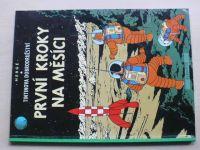 Hergé - Tintinova dobrodružství - První kroky na Měsíci (2009)