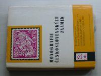 Monografie československých známek 2 (1971)