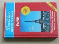 Turistický průvodce - Paříž (1992) + 5 pohlednic