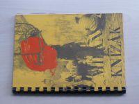 Milan Knížák - Aktionen-Konzepte-Projekte-Dokumentationen - Oldenburg 1980, katalog výstavy, němekcy