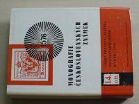 Monografie československých známek 14 (1978)