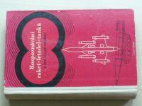 Rozpoznávání raket, letadel, tanků a jiné bojové techniky (1964)