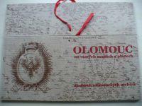 Olomouc na starých mapách a plánech ze sbírek olomouckých archivů