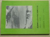 Průvodce po Alpách - Adamello + Presanella (1991)