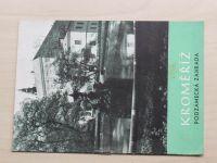 Tomášek - Kroměříž, podzámecká zahrada (1963)