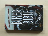 Biker Bible - Bible pro motorkáře (2015) česky