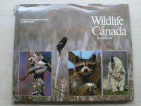 Brooks - Wildlife of Canada in colour (1976) Divoký život kanady
