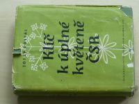 Dr. Dostál - Klíč k úplné květeně ČSR (1954)