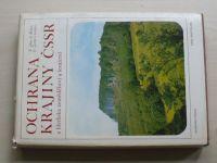 Jůva, Klečka - Ochrana krajiny ČSSR z hlediska zemědělství a lesnictví (1981)