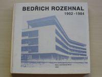 Bedřich Rozehnal 1902 - 1984 - Obec architektů Brno 1993