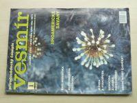 Vesmír 1-12 (2002) ročník LXXXI. (chybí číslo 5, 11 čísel)
