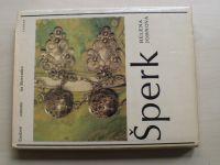 Johnová - Ludové umenie na Slovensku - Šperk (1986) slovensky