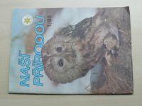 Naší přírodou 1-12 (1988) ročník VIII. (chybí číslo 6, 11 čísel)