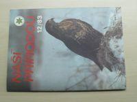 Naší přírodou 12 (1983) ročník III.