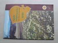 Naší přírodou 5 (1982) ročník II.