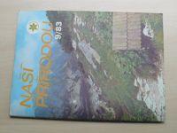 Naší přírodou 9 (1983) ročník III.