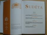 Berka, Vychodilová, Suchý - Sudéta (1997) německy