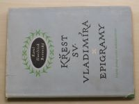 Borovský - Křest sv. Vladimíra - Epigramy (1956)