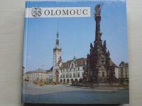 Hlobil, Michna, Togner - Olomouc (1984) podpis a věnování autora