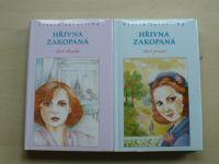 Javořická - Hřivna zakopaná 1 + 2 díl. (1998) 2 knihy