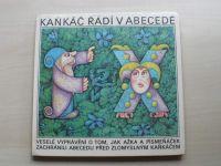 Kaňkáč řádí v abecedě (1978)