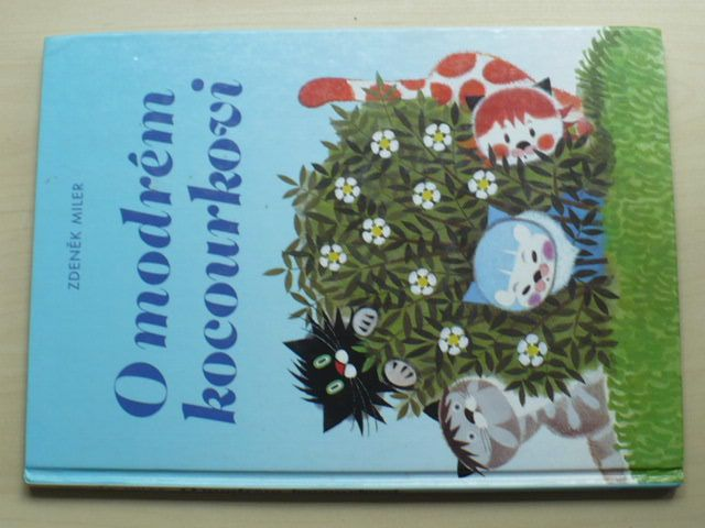 Kennedy - O modrém kocourkovi (2003) il. Miler