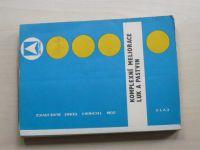 Komplexní meliorace luk a pastvin - Sborník 1976