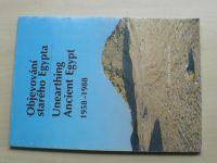 Werner - Objevování starého Egypta 1958-1988 (Unierzita Karlova 1990)