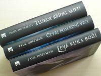 Hoffman - Levá ruka boží, Čtyři poslední věci, Tlukot křídel smrti, - trilogie