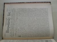 Hospodářský list 1-36 (1884) ročník X.