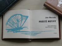 Jan Neruda - Prosté motivy (1962)