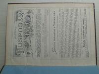 Milotický hospodář 1-12 (1897) ročník VIII. (chybí čísla 9-12, 8 čísel)