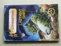 Livingstone - Labyrint smrti (1998) Gamebook