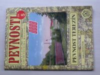 Romaňák - Pevnost Terezín (1994) Pevnosti sv. 5